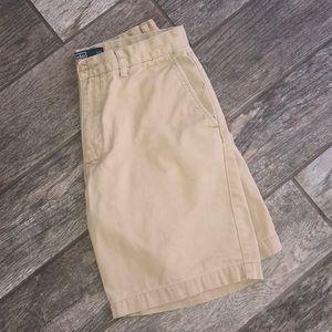 Polo men's khaki shorts
